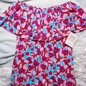 NWT LulaRoe Cici Mermaid Fit Dress